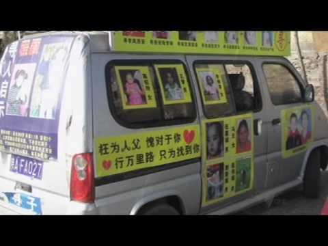 Kidnapped - China