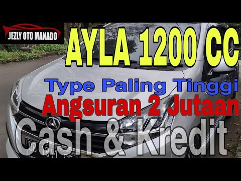 On road price of daihatsu ayla starts from idr 103.30 million, today september 21, 2021, check hottest promos with tdp as low as rp 7,55 juta, emi rp 2,57. Review dan Harga Daihatsu AYLA R Deluxe 1.2 Tahun 2017 Manual - YouTube