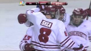 1/31: UMass Hockey Highlights Of 3-3 Tie Against Boston University