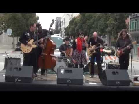 MOJO  Mad Mama and The Bona Fide Few, Live at PAWTRERO Dog Day Afternoon 2013