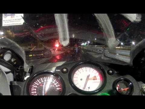 1/8 mile drag strip 1998 honda cbr600f3 #2
