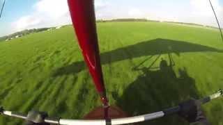 Lot Motolotnią – Warszawa video