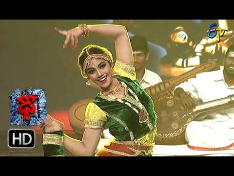Aqsa Khan Performance | Dhee 10 |  17th January 2018 | ETV Telugu