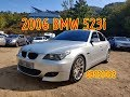 (20191028) 2006 Bmw 523i Used Car Inspection For Export (6b951053) ,carwara.com