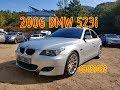 (20191028) 2006 BMW 523i used car inspection for export (6B951053) ,carwara.com