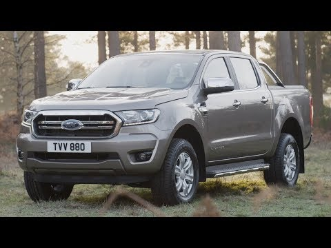 2020 Ford Ranger Limited Exterior Interior Design And Drive