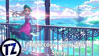 ► Nightcore - Sing Me To Sleep {Marshmello Remix} ◄