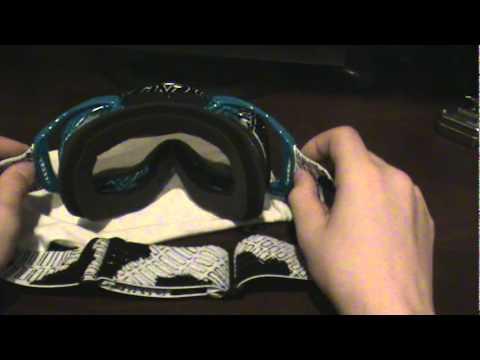87e86e8b8a48 oakley ambush snow goggles review - YouTube