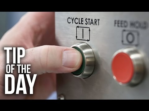 Easily keep track of your parts using the Haas M30 counters – Haas Automation Tip of the Day