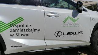 Szanowany Dom , odnawialne źródła energii i nasza megaprzejażdżka hybeydowym samochodem!