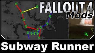Fallout 4 Mods - Subway Runner