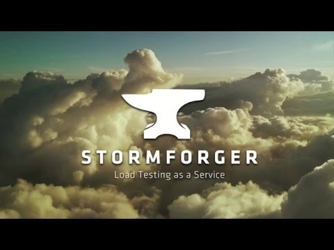 Introduction to: StormForger - Load Testing as a Service [2015]