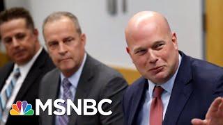Senate Democrats Sue To Block Whitaker From Serving As Attorney General | Hallie Jackson | MSNBC