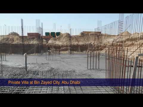 Projects in the United Arab Emirates!