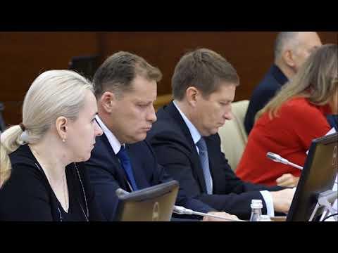 (12+) Заседание регионального правительства