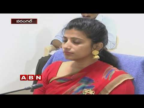 Warangal Urban Collector Says About Ghost in Her Bungalow | Inside | ABN Telugu