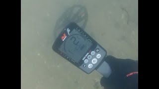 Diving with the Minelab Equinox #3