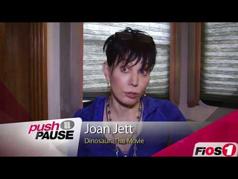 Joan Jett: Exclusive '''Dinosaur :The Movie'' w/ Fred Carpenter