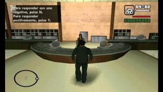 """Misiones de GTA San Andreas-Las Vegas mision 72 """"architectural espionage"""""""