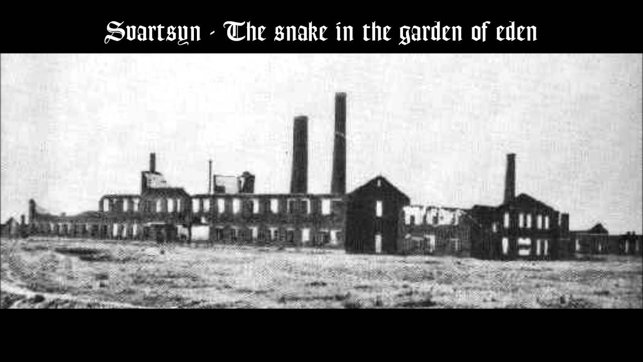 Svartsyn the snake in the garden of eden youtube - Who was the serpent in the garden of eden ...