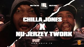 NU JERZEY TWORK VS CHILLA JONES TRAILER | URLTV