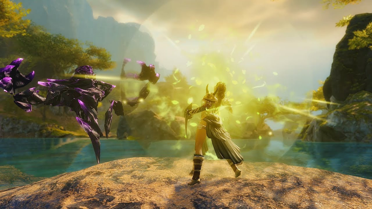 Guild Wars 2 Lets Players Mount Up With Path of Fire