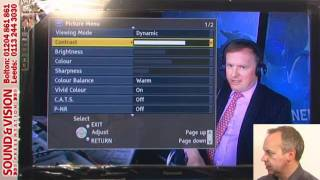 Panasonic TXL42U3(TXL42U3B)Video Review-Cheap Freeview HD L