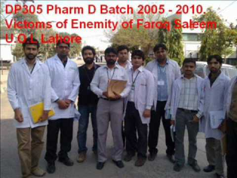 Teacher Scandle University of Lahore Dept of Pharmacy.wmv