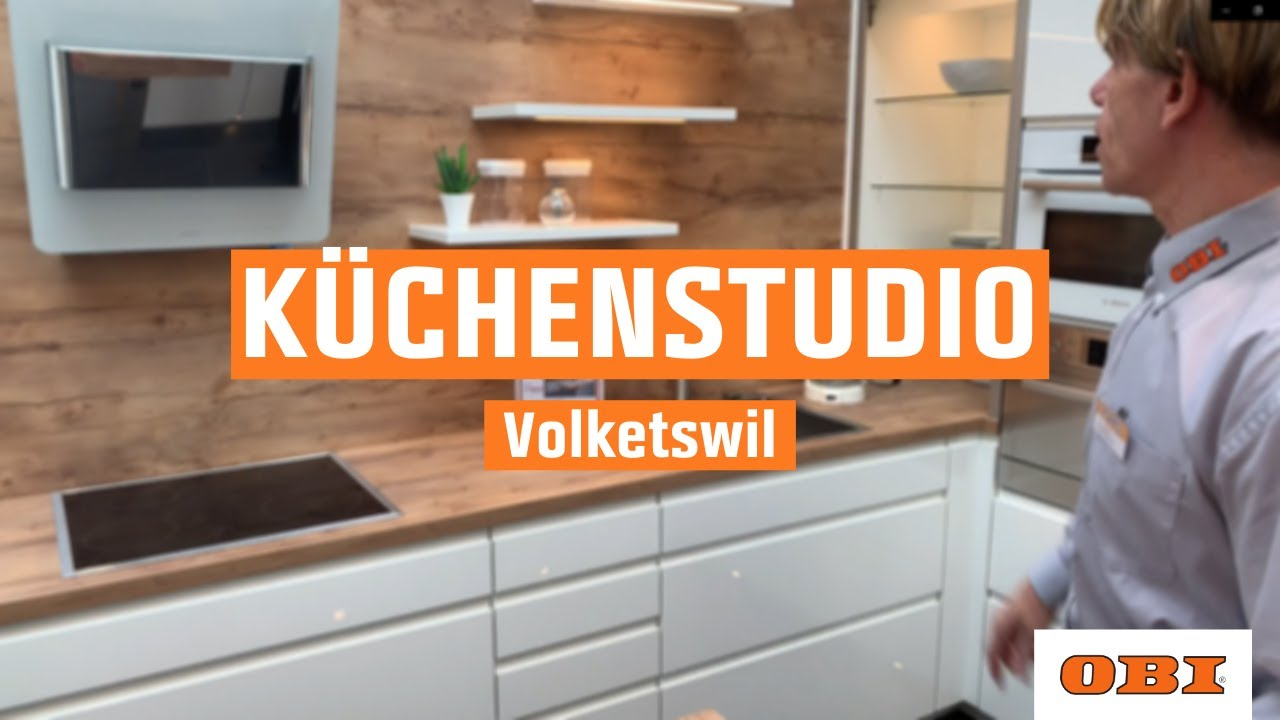 OBI   Küchenstudio Volketswil   YouTube