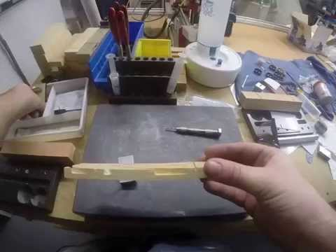 Pinewood Derby Car - Proper and BEST way to install wheels and Axles