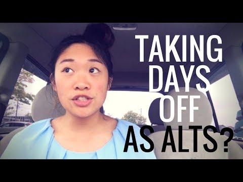 JET Program: How To Take Days Off???