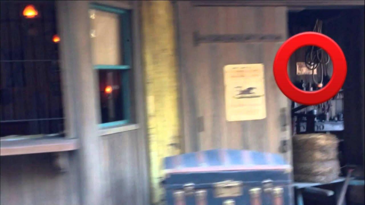 【tdl トリビア】☆隠れポカホンタスのポスター 2枚☆ 東京ディズニーランド・tokyo Disneyland