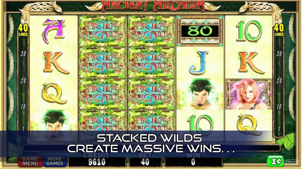Software ancient arcadia high5 casino slots money real entertainment