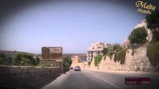 QQLX 0092 MALTA - Mellieha - Street View Car 2013