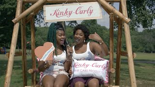CURLFEST CURL CONFESSIONAL — Kinky-Curly X Curly Girl Collective