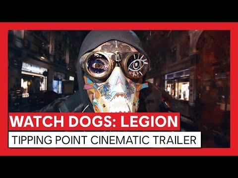 Watch Dogs: Legion - Tipping Point Cinematic Trailer | Ubisoft [DE]
