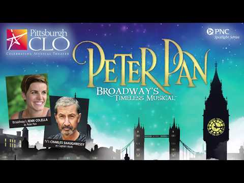 See Tony Nominee Jenn Colella Fly in Highlights from Peter Pan