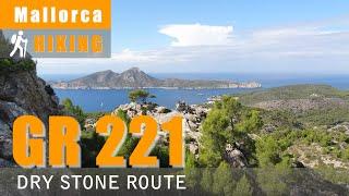 Hiking in Mallorca - GR221
