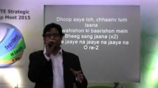 Professional Stage Karaoke Singer in Delhi,Noida,Gurgaon-Arjit singh style