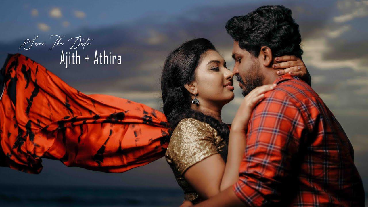 Ajith Athira | Save The Date | Nee Himamazhayayi