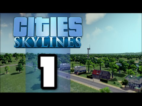Cities Skylines: heaveN Town НАЧАЛО! - Епизод #1 (Bulgarian Gameplay)