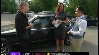 видео Защита автомобиля от солнца