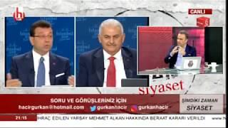 İmamoğlu-Yıldırım yayınında neler yaşandı?/Gürkan Hacır ile Şimdiki Zaman Siyaset/17.06.2019 Part 1 Video