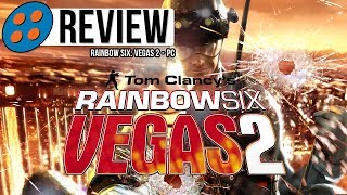Rainbow Six: Vegas 2 for PC Video Review