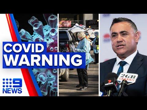 Coronavirus: NSW warns anyone coming from Brisbane must isolate   9 News Australia thumbnail