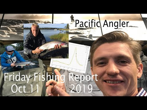 Pacific Angler Fishing Report Oct 04, 2019