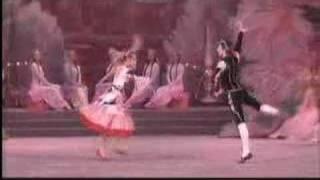 Kirov Ballet Nutcracker - Spanish Dance