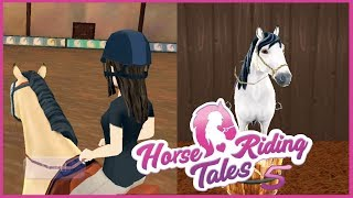 Horse Riding Tales #5 || Gdy koń ma inny plan na dzień