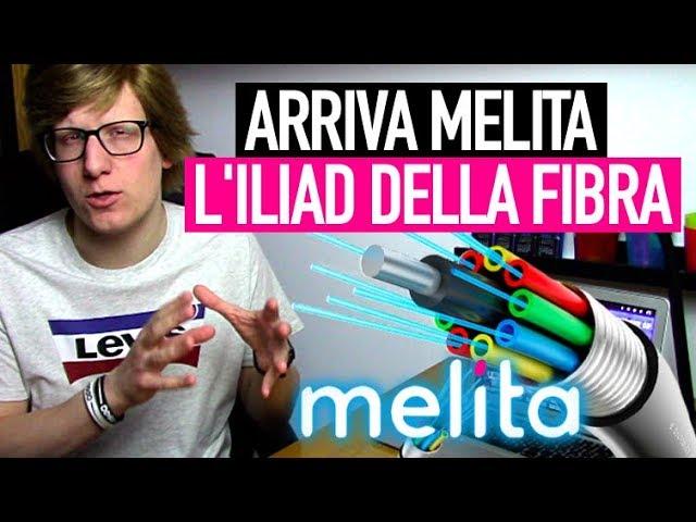 Melita Italia, rivoluzione fibra in arrivo?