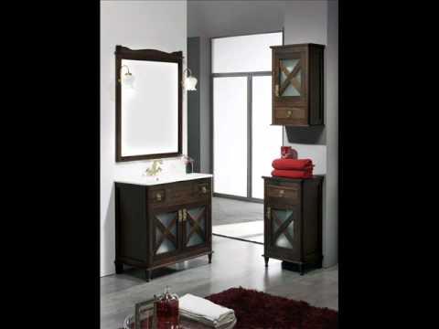 muebles de ba o modernos clasicos y rusticos 2012 youtube